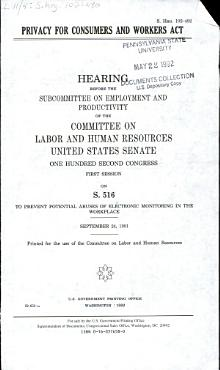 Privacy for Consumers and Workers Act PDF