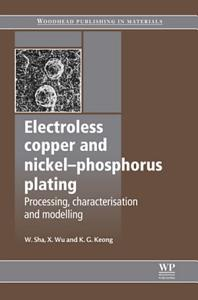 Electroless Copper and Nickel Phosphorus Plating