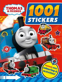 Thomas and Friends  1001 Stickers