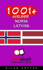 1001+ øvelser norsk - latvisk