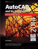AutoCAD and Its Applications Advanced 2014 PDF