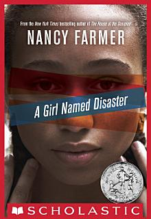 A Girl Named Disaster Book
