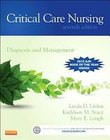 Critical Care Nursing Diagnosis and Management 7 PDF