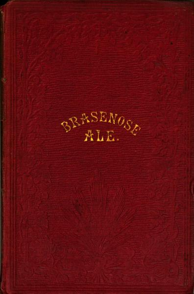 Download Brasenose ale  A collection of poems presented annually by the butler of Brasenose college on Shrove Tuesday Book