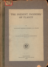 The present pandemic of plague