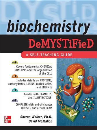 Biochemistry Demystified PDF