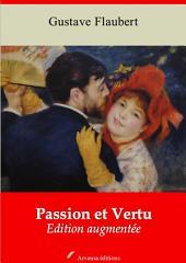 Passion et vertu: Nouvelle édition augmentée