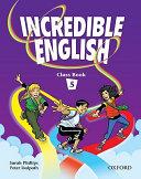 Incredible English 5  Class Book PDF