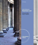 Smith and Roberson s Business Law