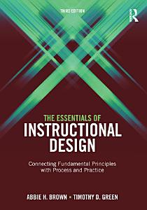 The Essentials of Instructional Design Book