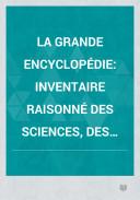 Download La Grande Encyclop  die Book