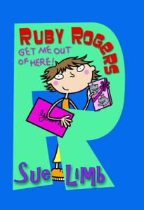 Ruby Rogers  Get Me Out of Here  Book