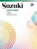 Suzuki Cello School, Vol 6: Cello Part, Book & CD