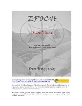 Epoch   Bloodlines PDF