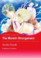 【Free】The Moretti Arrangement: Harlequin Comics