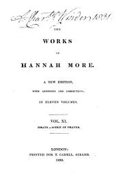 The Works of Hannah More: Volume 11