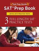 SAT Prep Book 2018   2019 Practice Tests PDF