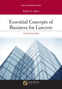 Essential Concepts of Business for Lawyers PDF