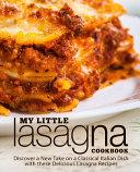 My Little Lasagna Cookbook PDF