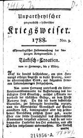 Unpartheyischer geographisch-historischer Kriegsweiser: Band 1