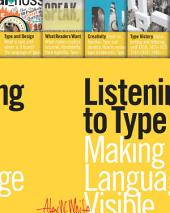 Listening to Type: The Art of Making Language Visible