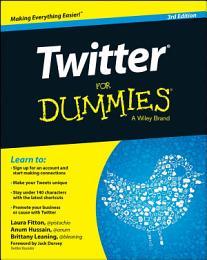 Twitter For Dummies