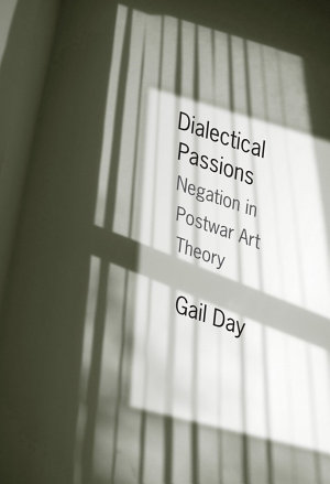 Dialectical Passions PDF