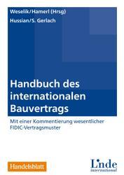 Handbuch des internationalen Bauvertrags PDF