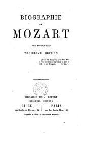 Biographie de Mozart