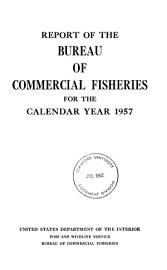 Report of the Bureau of Commercial Fisheries PDF