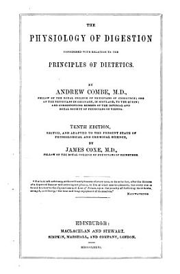 The Physiology of Digestion PDF