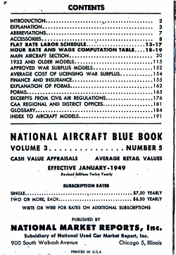 National Aircraft Bluebook PDF