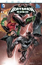 Batman and Robin Annual (2013-) #3