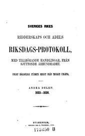 1633 - 1636: Volume 2