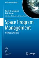 Space Program Management PDF
