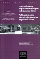 Movilidad interna y migraciones intraeuropeas en la pen  nsula Ib  rica PDF