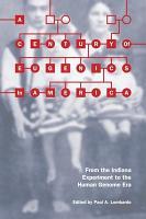 A Century of Eugenics in America PDF