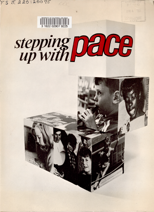 Stepping Up with PACE  projects to Advance Creativity in Education  PDF