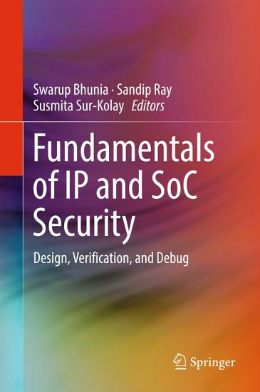 Fundamentals of IP and SoC Security PDF