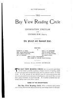 The Bay View Magazine PDF