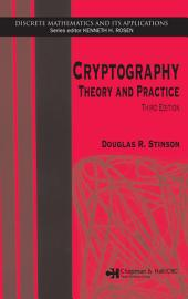 Cryptography: Theory and Practice, Third Edition, Edition 3