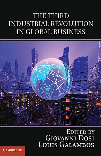 The Third Industrial Revolution in Global Business PDF