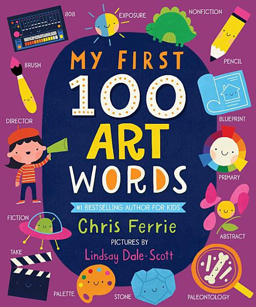 Download My First 100 Art Words Book