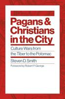Pagans and Christians in the City PDF