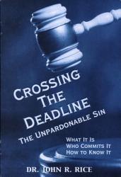 Crossing The Deadline Book PDF
