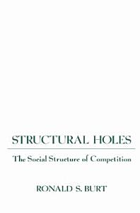 Structural Holes Book
