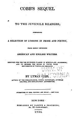 Cobb s Sequel to the Juvenile Readers