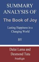 Summary Analysis Of The Book of Joy Book