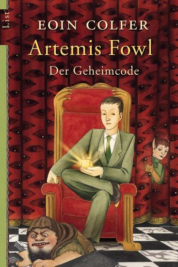 Artemis Fowl   Der Geheimcode PDF