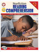 Nonfiction Reading Comprehension, Grades 5 - 6